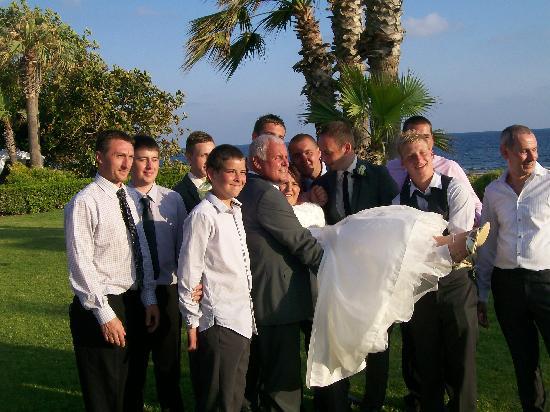 Louis Imperial Beach : wedding at hotel
