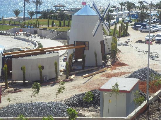 Radisson Blu Resort & Spa, Cesme : view from balcony