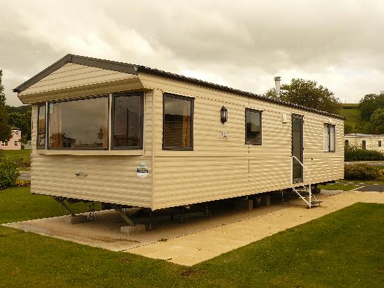 Doniford Bay Holiday Park - Haven : Exmoor Court no 1