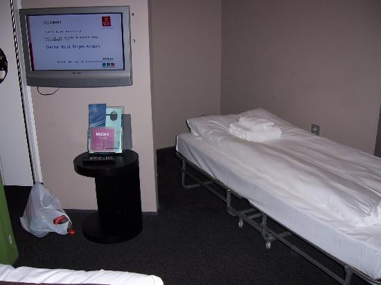 Clarion Hotel Bergen Airport: Extra bed
