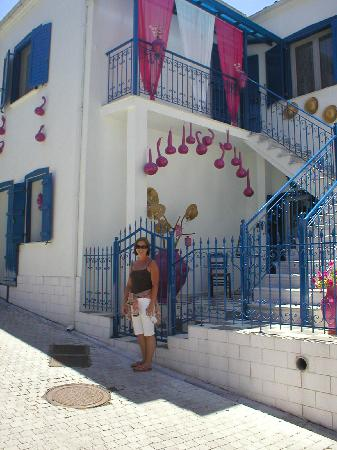 Hotel George: Mountain village of Panagia