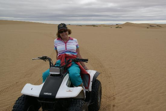 Walvis Bay, Namibia: ein Genuss