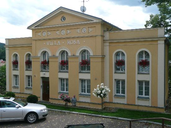 Pension Villa Rosa: Villa Rosa