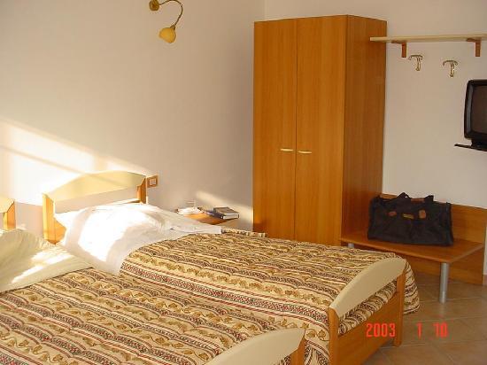 "Casa Cortesi: Room ""earth"""