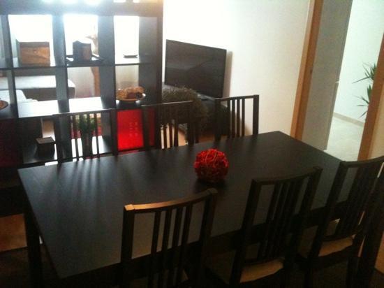 SitgesGO Apartments: comedor