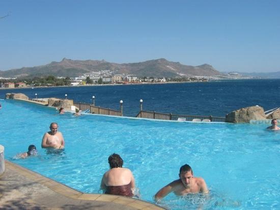 Kadikale Resort: pool