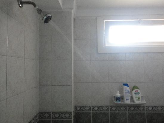 Hotel Gran Caribe Sunbeach: dusche