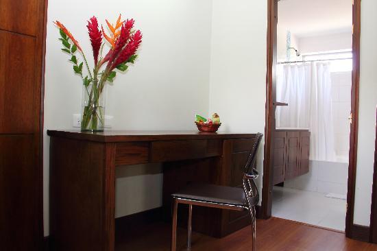 Hotel Portales del Campestre: Baño