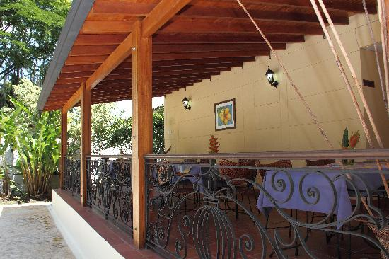 Hotel Portales del Campestre: Restaurante