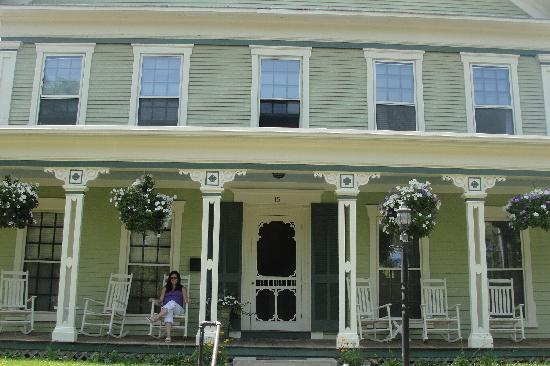 Captain Freeman Inn: Beautiful Bed & Breakfast