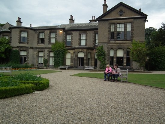 Leeds, UK: lotherton hall