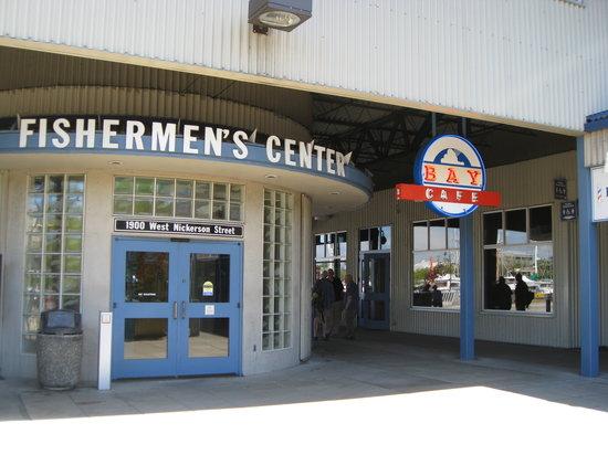 Bay Cafe Fisherman's Terminal