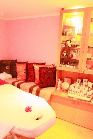 Pasha Hotel: Massage Room