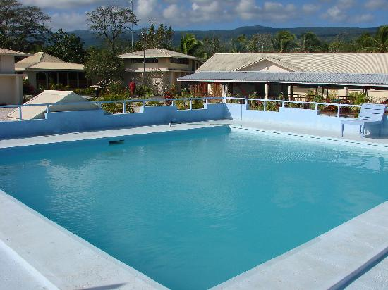 Auga Seaside Resort : Pool