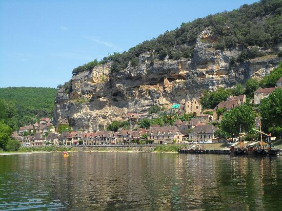 Dordogne River : La Roque Gageac