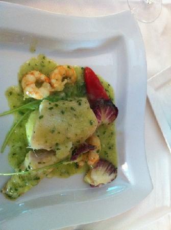 El Salsete : vis smelt op je tong en werd vooraf door de ober uitgeserveerd op je bord!!