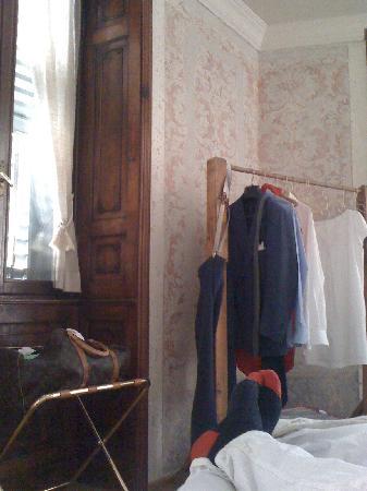 Palazzo Gelmi B & B: stanza
