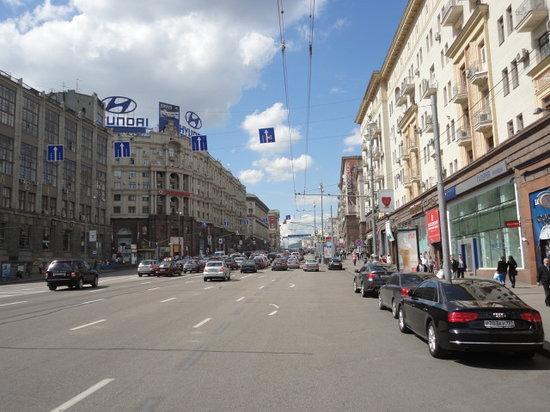 Tverskaya Street (Ulitsa): Tverskaya ulitsa
