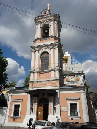 Tverskaya Street (Ulitsa): Church of Ressurection