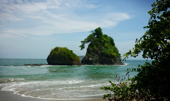 Parque Nacional Manuel Antonio, Costa Rica: Beautiful Scenaries