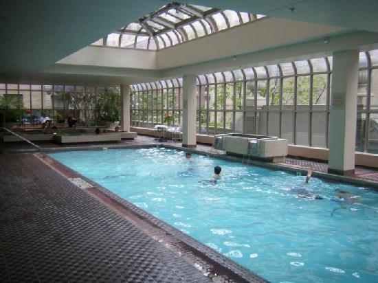 Lovely Pool Picture Of The Fairmont Olympic Seattle Seattle Tripadvisor