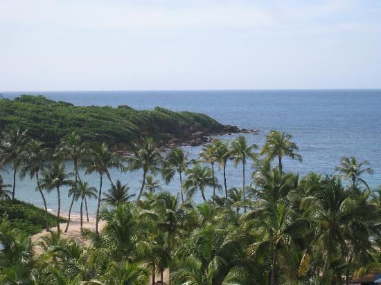 Hyatt Hacienda Del Mar: view from our room