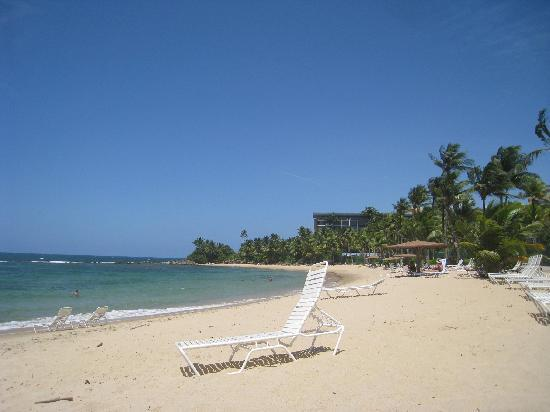 Hyatt Hacienda Del Mar: beach
