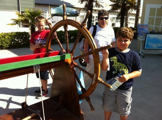 Santa Barbara Maritime Museum : Lots to do