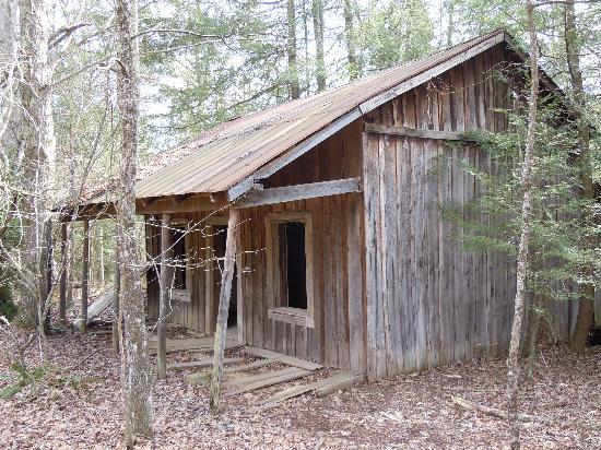 "Kingsport, TN : The ""Witches Cabin"""