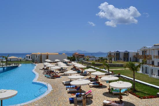 Mitsis Blue Domes Resort & Spa : pool