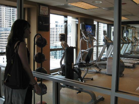 Homewood Suites by Hilton Chicago-Downtown: workout room