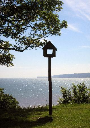 All Seasons Guest House Filey, B&B: a wonderful view of Filey