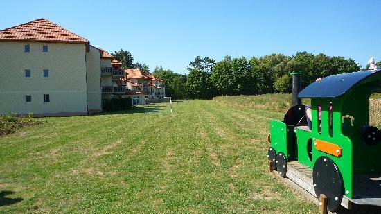 Residence les Allees du Green : i giochi