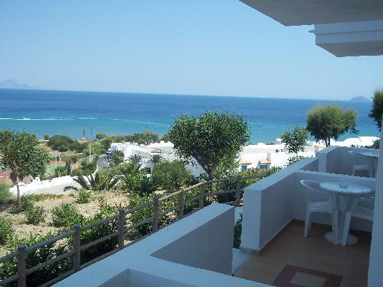 Lagas Aegean Village: view from 401