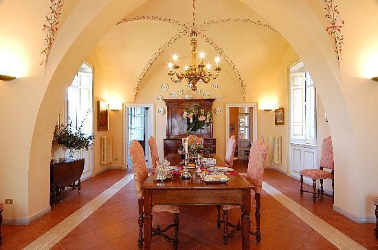 Santa venera alla badia b b marsala sicile voir les - Camera da pranzo ...