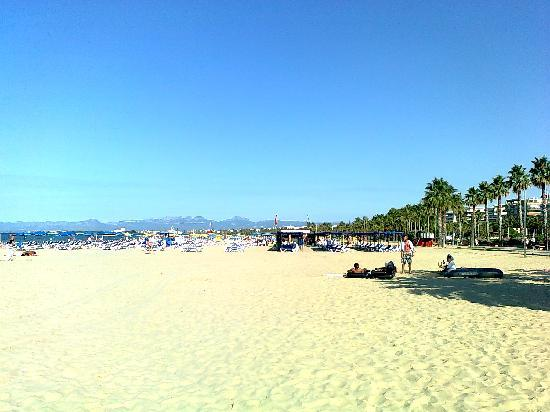 H10 Salou Princess: lovely beach