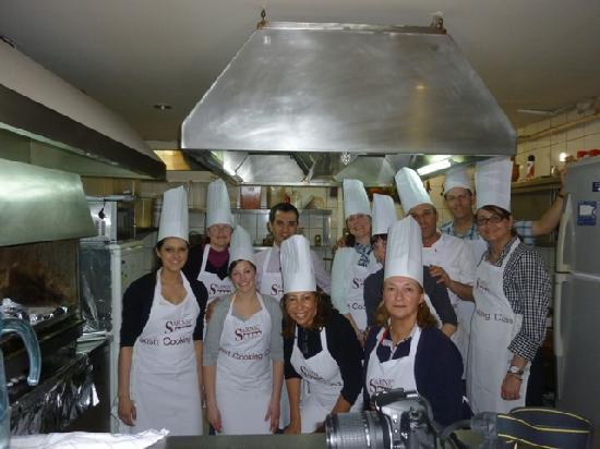 Sarnic Hotel Turkish Cooking Class: Eight countries one love - food