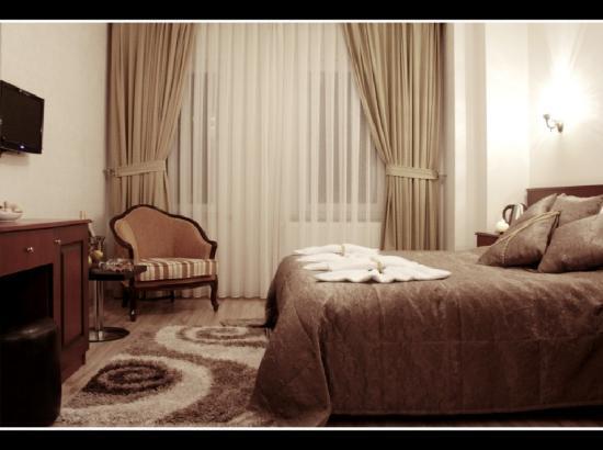 Sultanahmet Cesme Hotel: Rooms