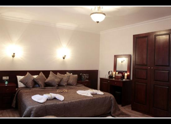 Sultanahmet Cesme Hotel: Deluxe Rooms