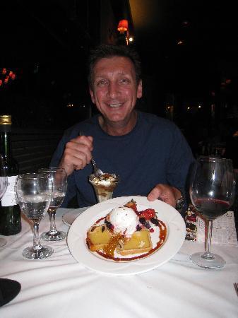 Il Gran Caruso : Last meal means multiple desserts