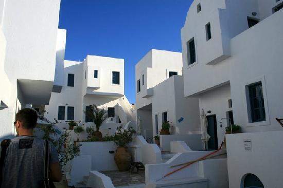 Oia's Sunset Apartments: Oia's Sunset