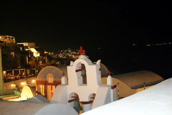 Oia's Sunset Apartments: view