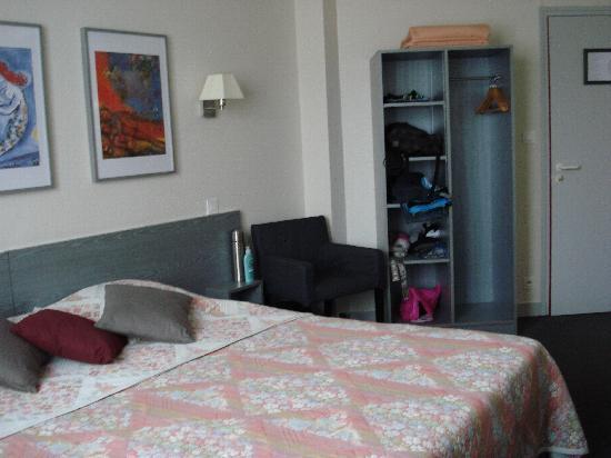 Hotel Carmin : chambre