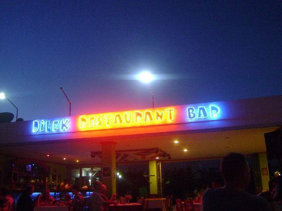Dilek Aparthotel: turkish night!