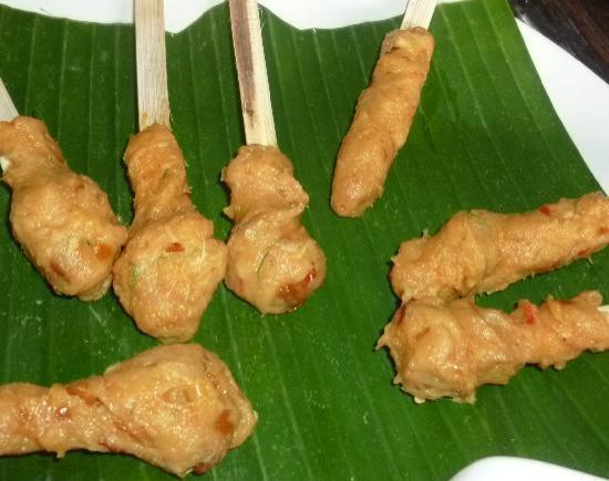 ตูบัน, อินโดนีเซีย: Satays
