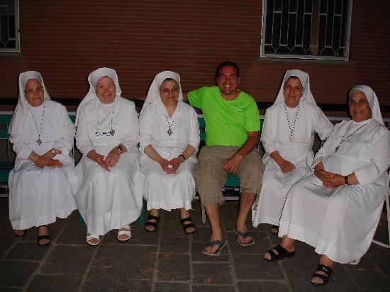 Casa Nostra Signora: Suore simpatiche ed ospitali!!!