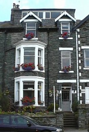 Hedgehog Hill is an attractive lakeland slate B&B