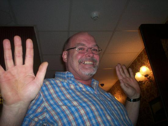 Charnley Gold Hotel : The one and only Martin x x