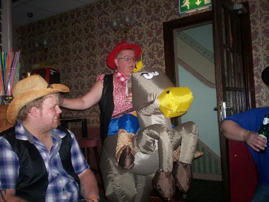 Charnley Gold Hotel : Barnsley Havin fun x x
