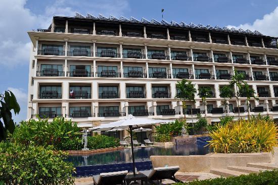 Angkor Miracle Resort & Spa: The hotel